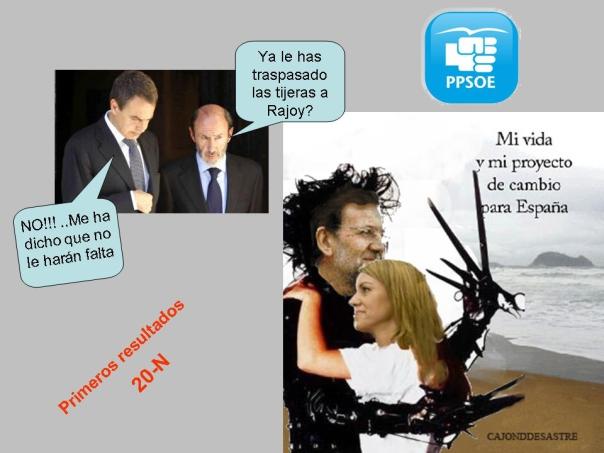 20 N Rajoy manostijeras